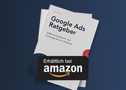 Felix Wenzel Google Ads Ratgeber jetzt auf Amazon
